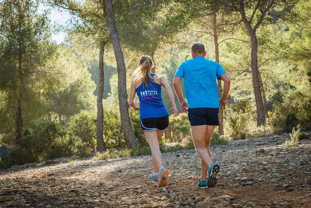 Trail Running in Ibiza