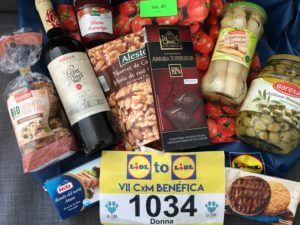 Prize from Lidl to Lidl Ibiza Running Race